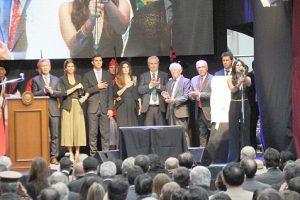 Macri, Urtubey y tres exgobernadores de Salta