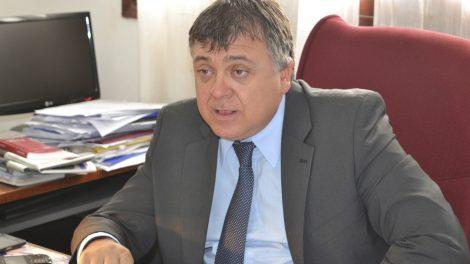 El fiscal Gabriel Portal interviene en las actuaciones.